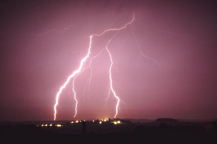 les orages FoudreTerraube