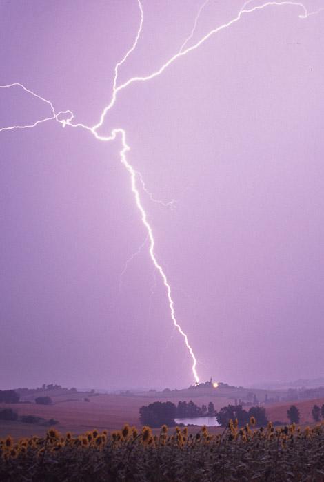 les orages Blazfoudre