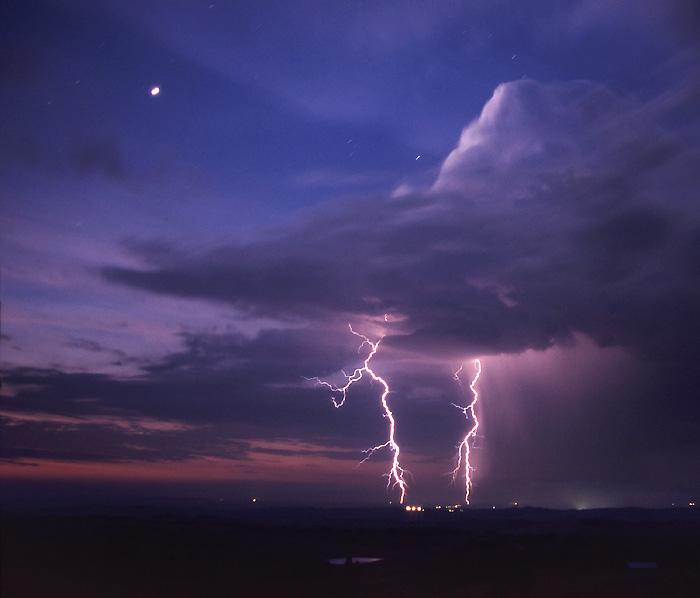 les orages Venusfoudre